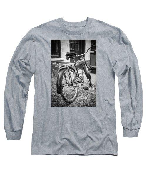 Old Wheels Long Sleeve T-Shirt