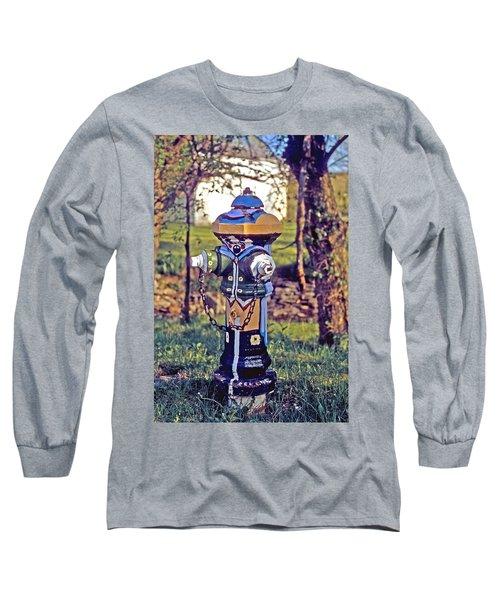 Oldenburg Fireplug Long Sleeve T-Shirt
