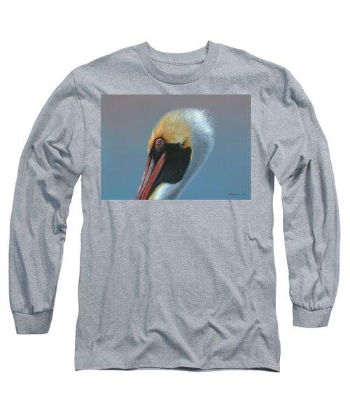 Ole Blue Eyes Long Sleeve T-Shirt
