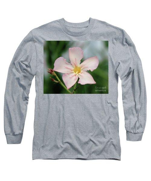 Oleander Agnes Campbell  Long Sleeve T-Shirt