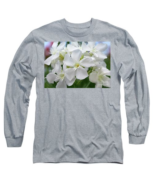 Oleander Ed Barr 3 Long Sleeve T-Shirt