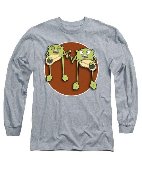 Omti And Itmo Long Sleeve T-Shirt