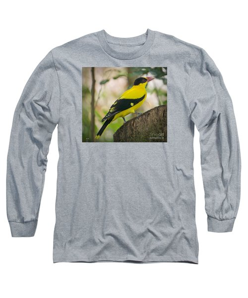 Long Sleeve T-Shirt featuring the photograph On A Mission by Judy Kay