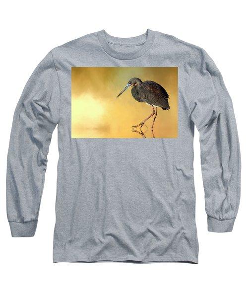 On Golden Pond Long Sleeve T-Shirt