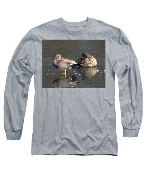 On Ice Long Sleeve T-Shirt