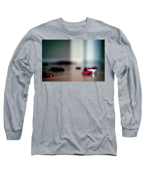 On Nature, Tragedy, And Beauty II Long Sleeve T-Shirt
