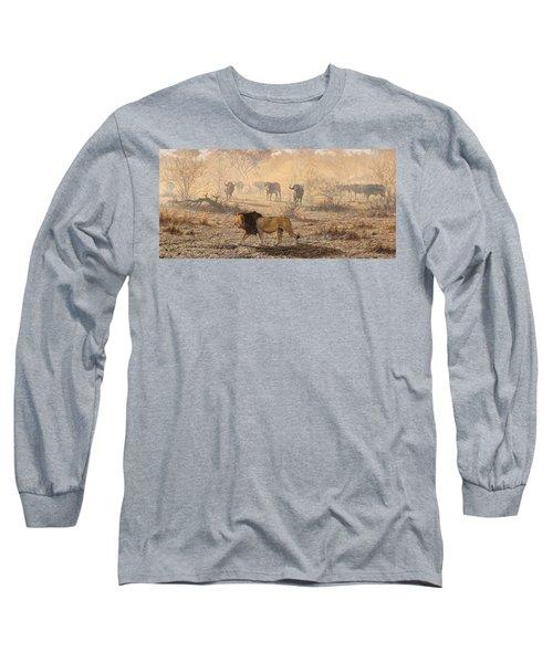 On Patrol Long Sleeve T-Shirt
