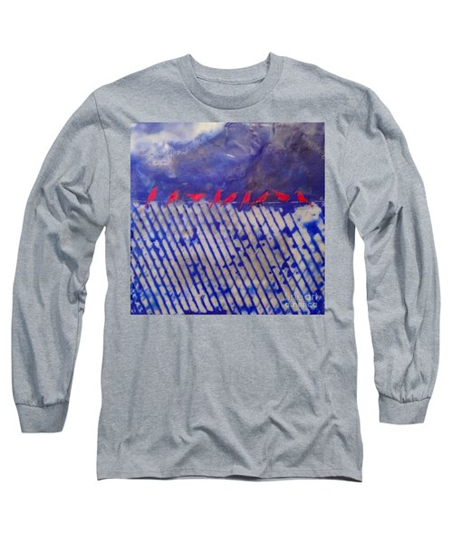 On The Fence Long Sleeve T-Shirt
