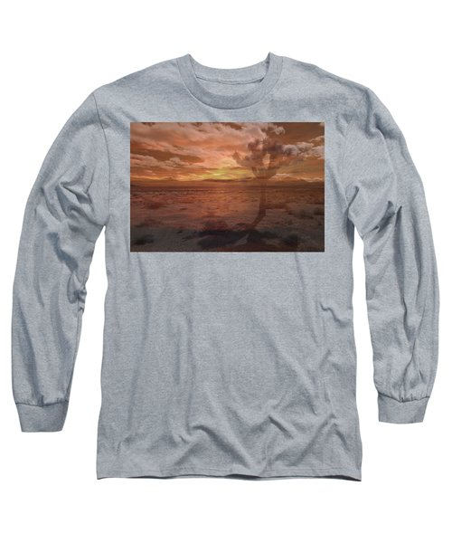 On The First Part Of The Journey Long Sleeve T-Shirt