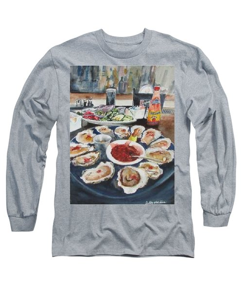 On The Half Shell Long Sleeve T-Shirt