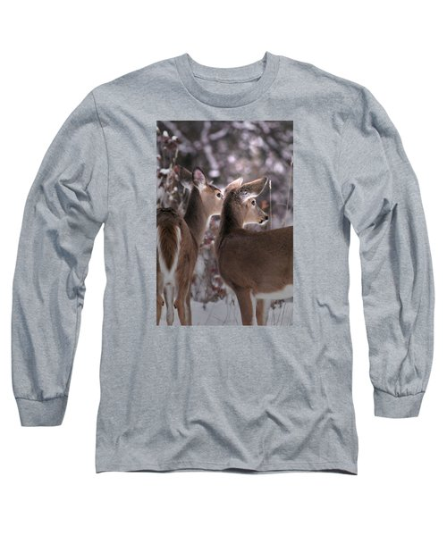 On The Look Out Long Sleeve T-Shirt by Loni Collins