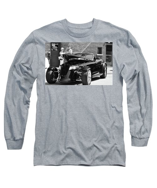 On The Prowl Long Sleeve T-Shirt by Al Fritz