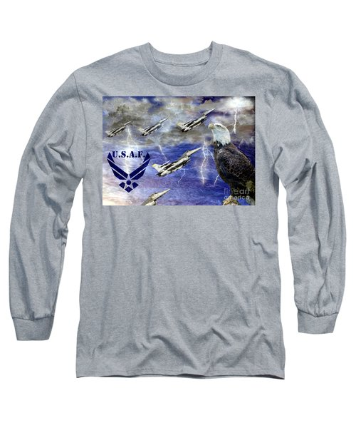 On The Rise Two Long Sleeve T-Shirt