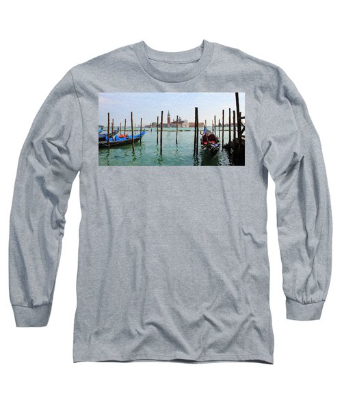 On The Waterfront Long Sleeve T-Shirt