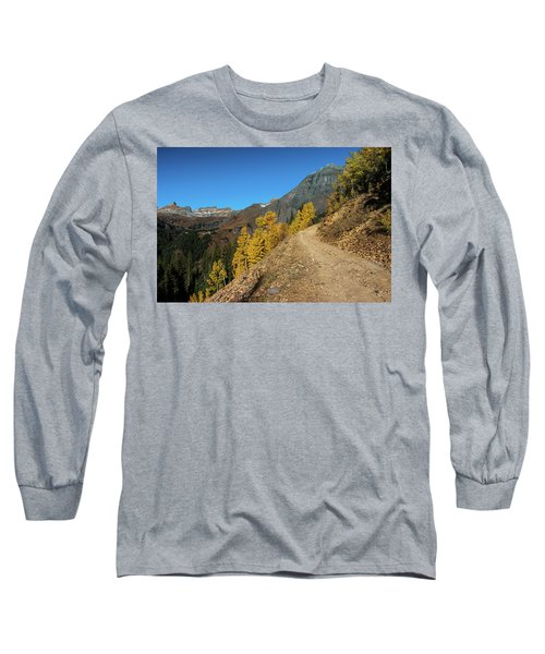 On The Way To Clear Lake In Co - 0056 Long Sleeve T-Shirt