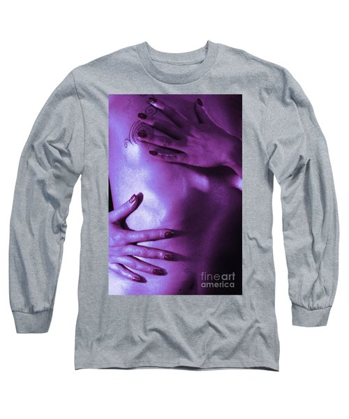 On Tv Long Sleeve T-Shirt