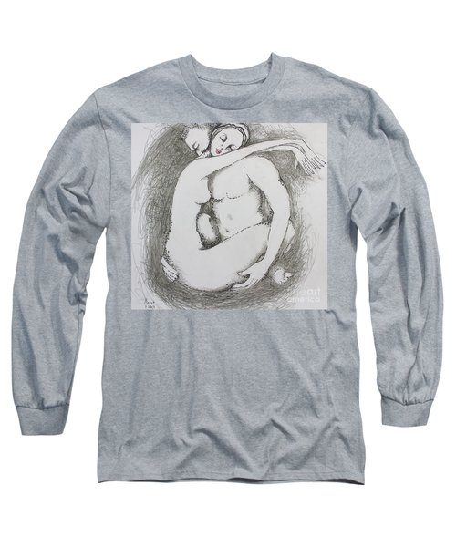 Once Lovers Long Sleeve T-Shirt by Marat Essex