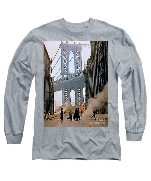 Once Upon A Time In America Long Sleeve T-Shirt