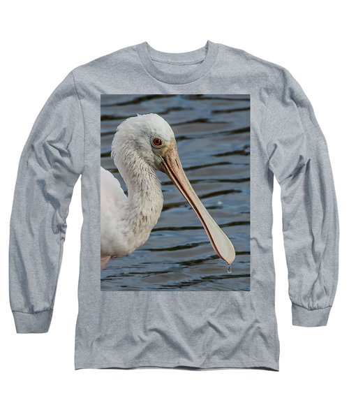 One Drop Closeup Long Sleeve T-Shirt