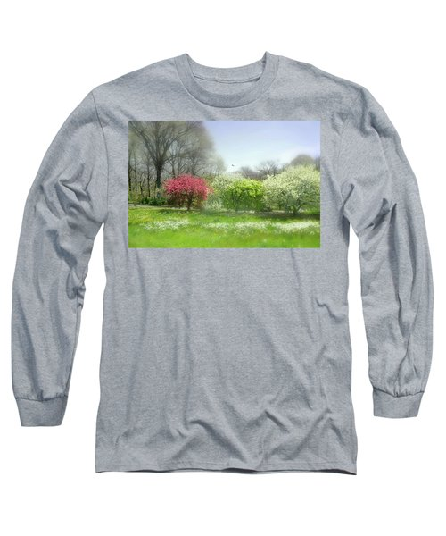 Long Sleeve T-Shirt featuring the photograph One Love by Diana Angstadt