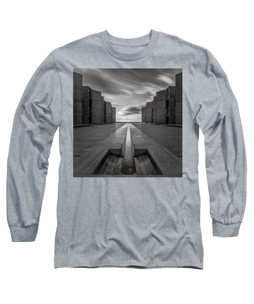 One Way Long Sleeve T-Shirt by Ryan Weddle