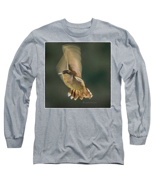 One_wing Long Sleeve T-Shirt
