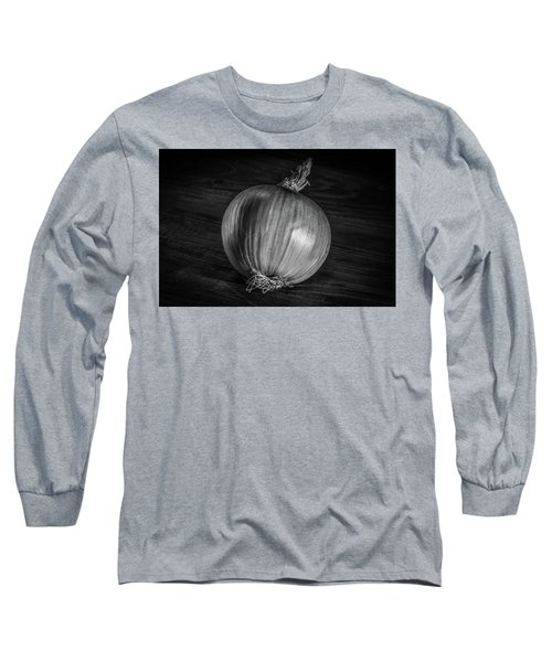 Onion Long Sleeve T-Shirt by Ray Congrove