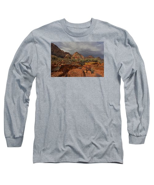 Only Close Long Sleeve T-Shirt by Mark Ross
