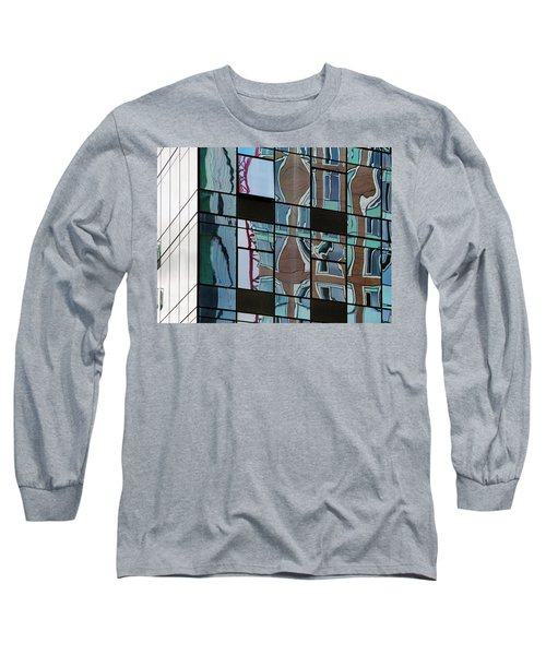 Op Art Windows I Long Sleeve T-Shirt