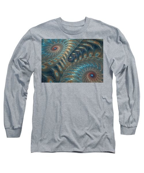 Opal Snails Long Sleeve T-Shirt