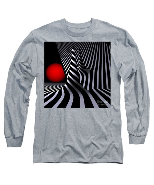 Opart Versiera Long Sleeve T-Shirt