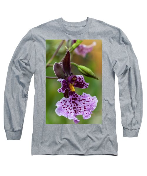 Orchid - Caucaea Rhodosticta Long Sleeve T-Shirt