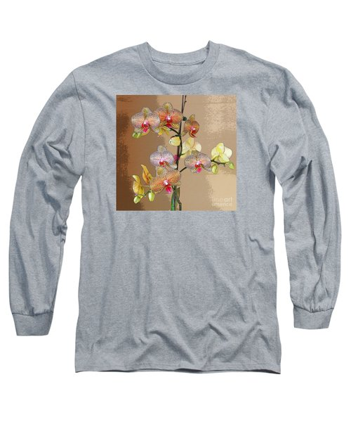 Orchid Love Long Sleeve T-Shirt