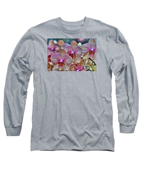 Orchid Melody Long Sleeve T-Shirt