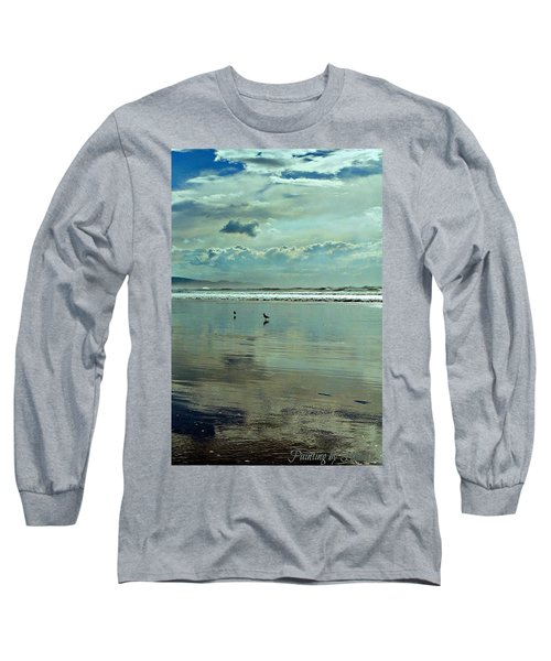 Oregon Coast 6 Long Sleeve T-Shirt