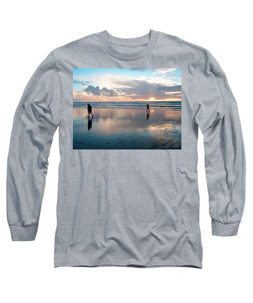 Oregon Coast 7 Long Sleeve T-Shirt