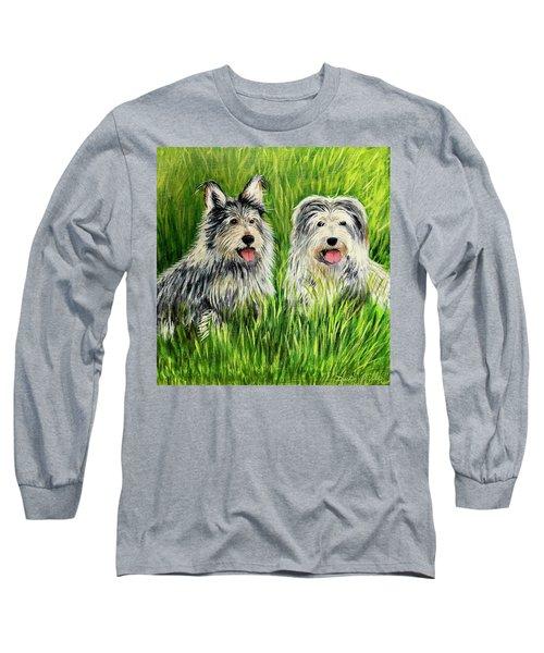 Oskar And Reggie Long Sleeve T-Shirt