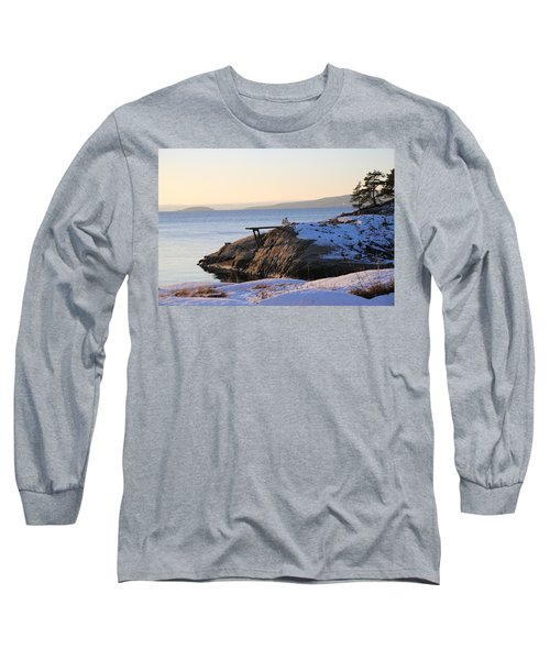 Oslo Fjords, Norway  Long Sleeve T-Shirt