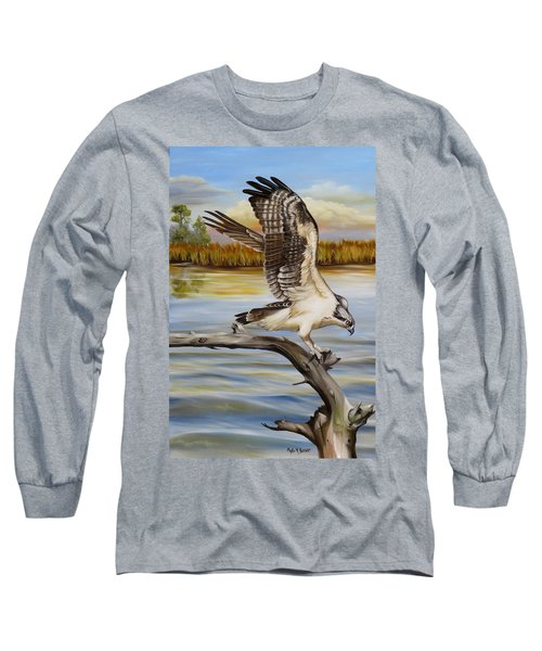 Osprey Landing Long Sleeve T-Shirt