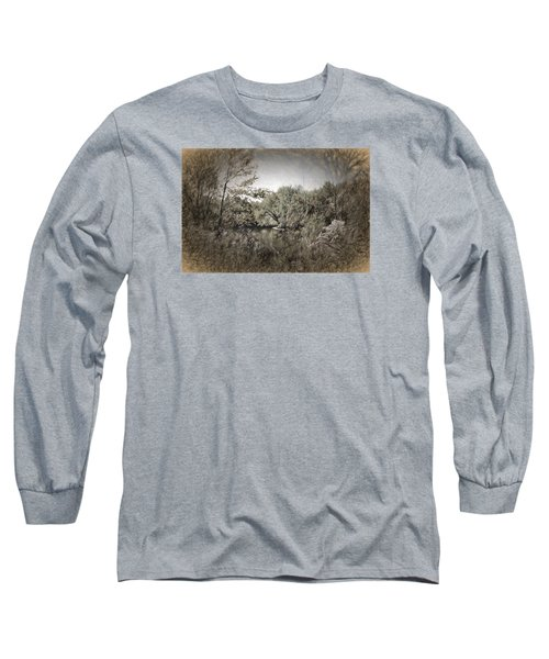 Otter Creek  Long Sleeve T-Shirt by Rena Trepanier