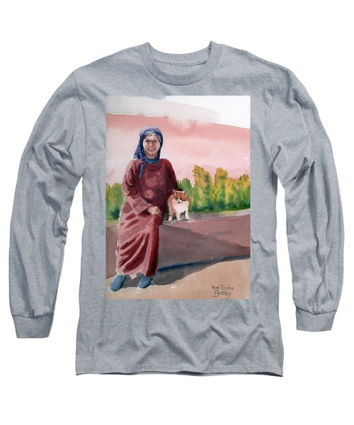 Oum  Long Sleeve T-Shirt