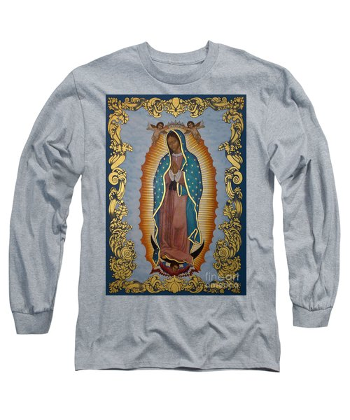 Our Lady Of Guadalupe - Lwlgl Long Sleeve T-Shirt
