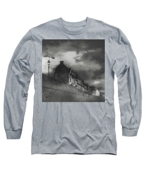 Our Lady Wall Maastricht Long Sleeve T-Shirt by Nop Briex