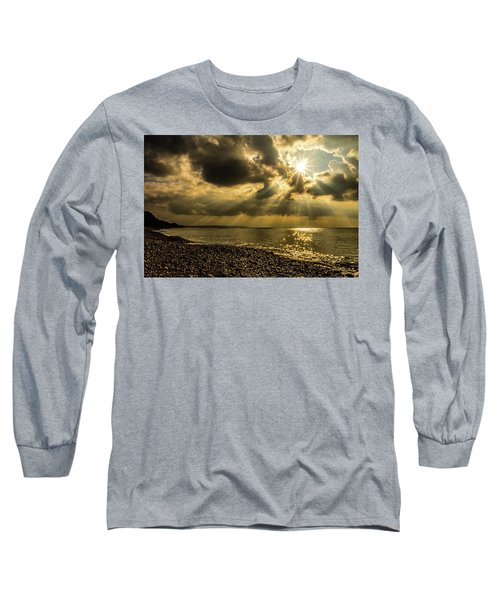 Long Sleeve T-Shirt featuring the photograph Our Star by Nick Bywater