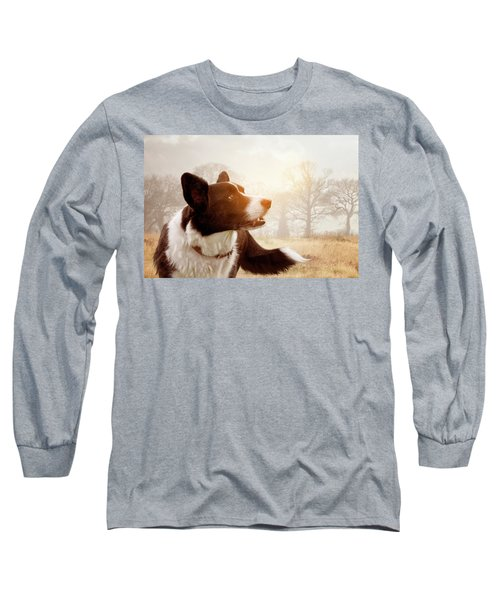 Out And About Long Sleeve T-Shirt