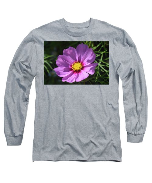 Long Sleeve T-Shirt featuring the photograph Out In The Sun. by Terence Davis