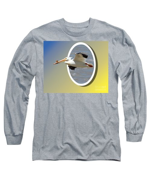 Out Of Frame Long Sleeve T-Shirt