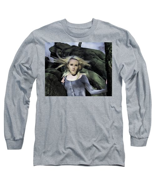 Out Of The Shadows Long Sleeve T-Shirt
