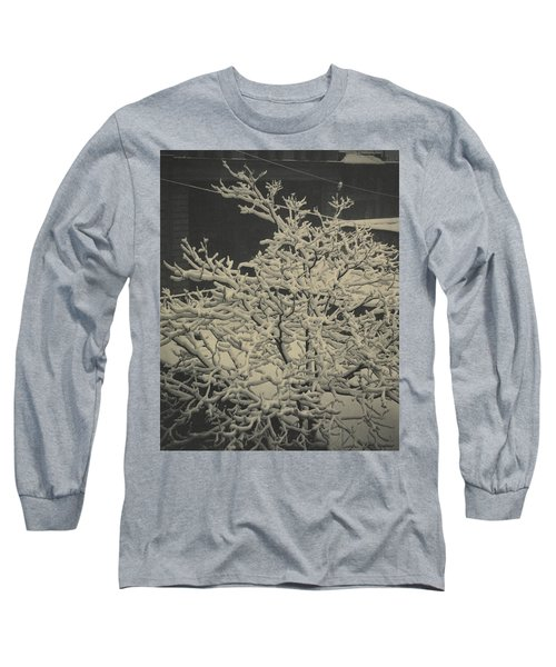 Out Of Window Long Sleeve T-Shirt