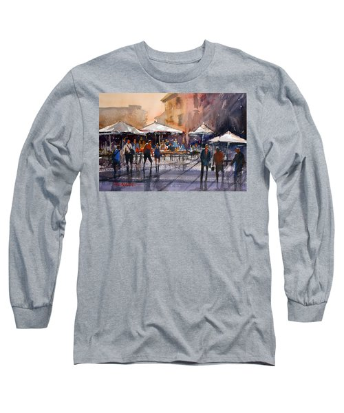 Outdoor Market - Rome Long Sleeve T-Shirt